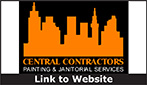 Website for Central Contractors Painting & Janitorial Services
