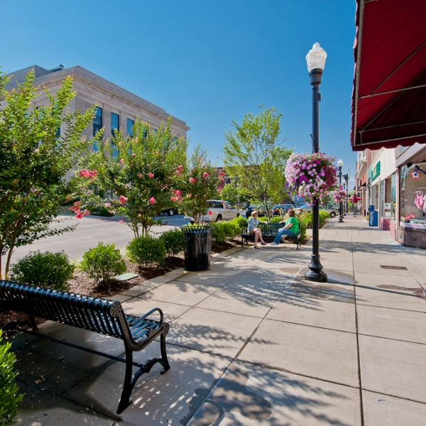 Gallatin Downtown Plaza