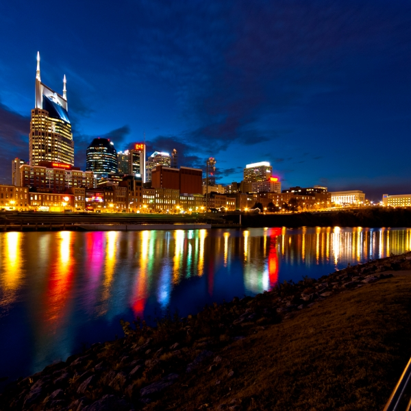 Nashville Skyline Notes Hero