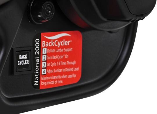 BackCycler National 2000 Photo