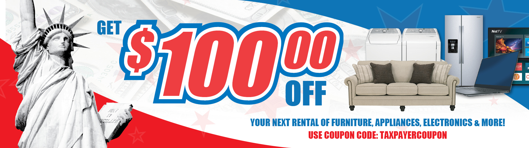 Save Now with our Current Offer