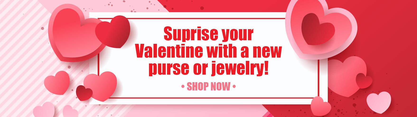 Saint Valentine's Day specials