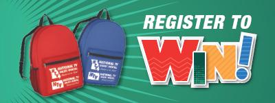 National TV Sales and Rentals Regisiter to win