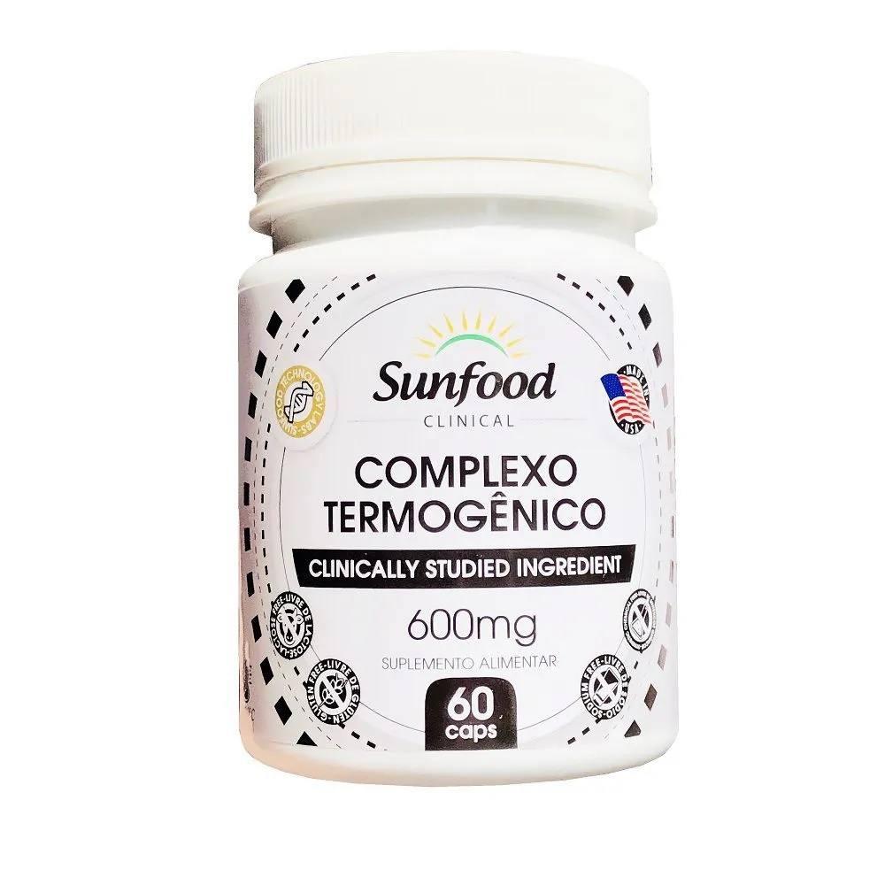 Complexo Termogênico 60 cápsulas SunFood