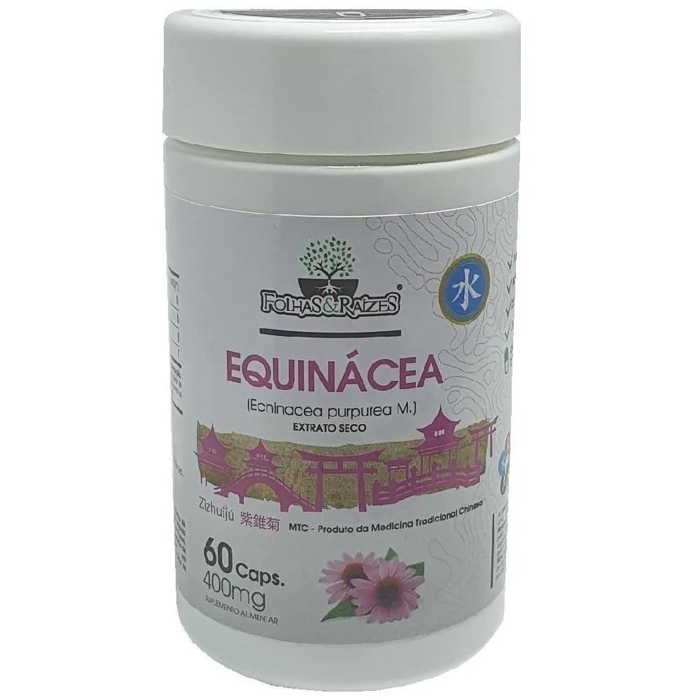 Equinácea 60 cápsulas 400 mg