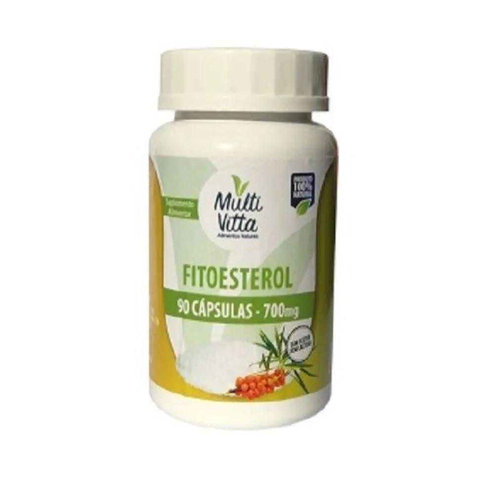 Fitoesterol 90 cápsulas – Multi Vitta