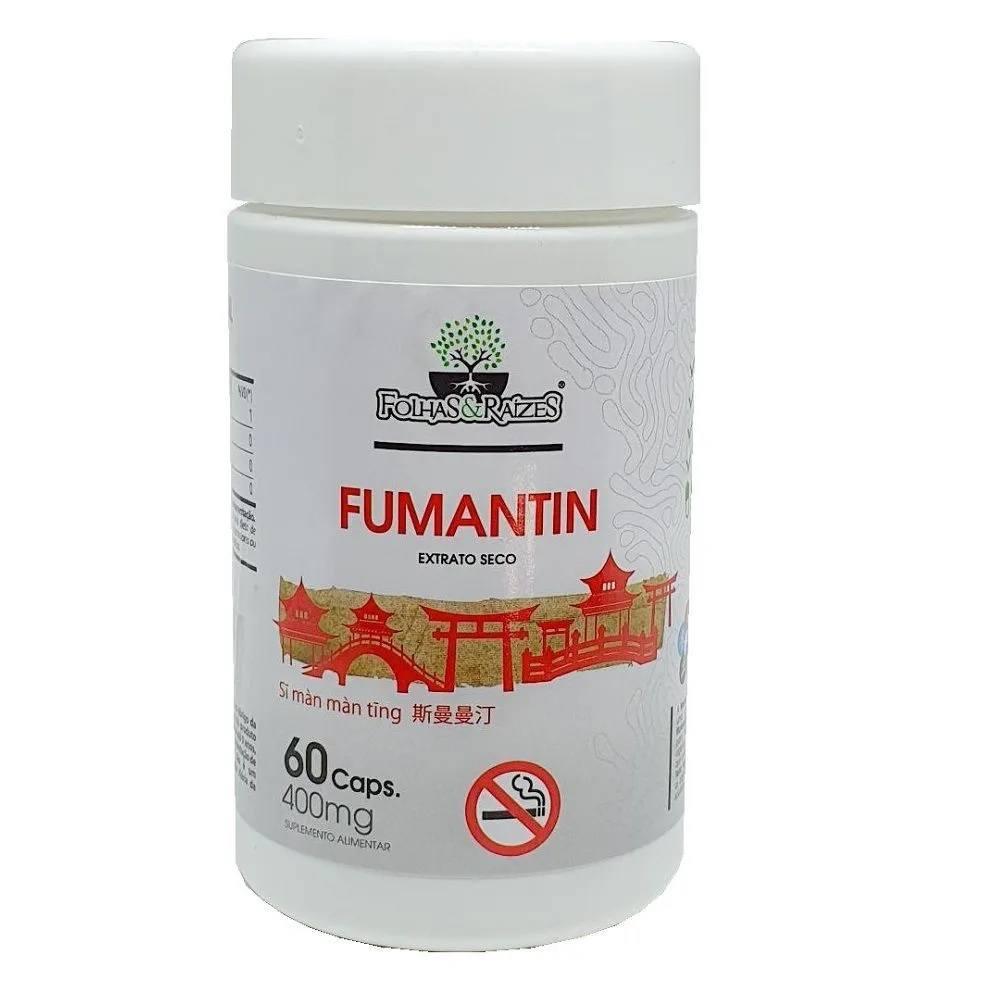 Fumantin Folhas & Raízes 60 cápsulas 400 mg