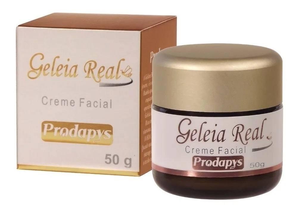 Geleia Real Creme Facial 50g Prodapys Original