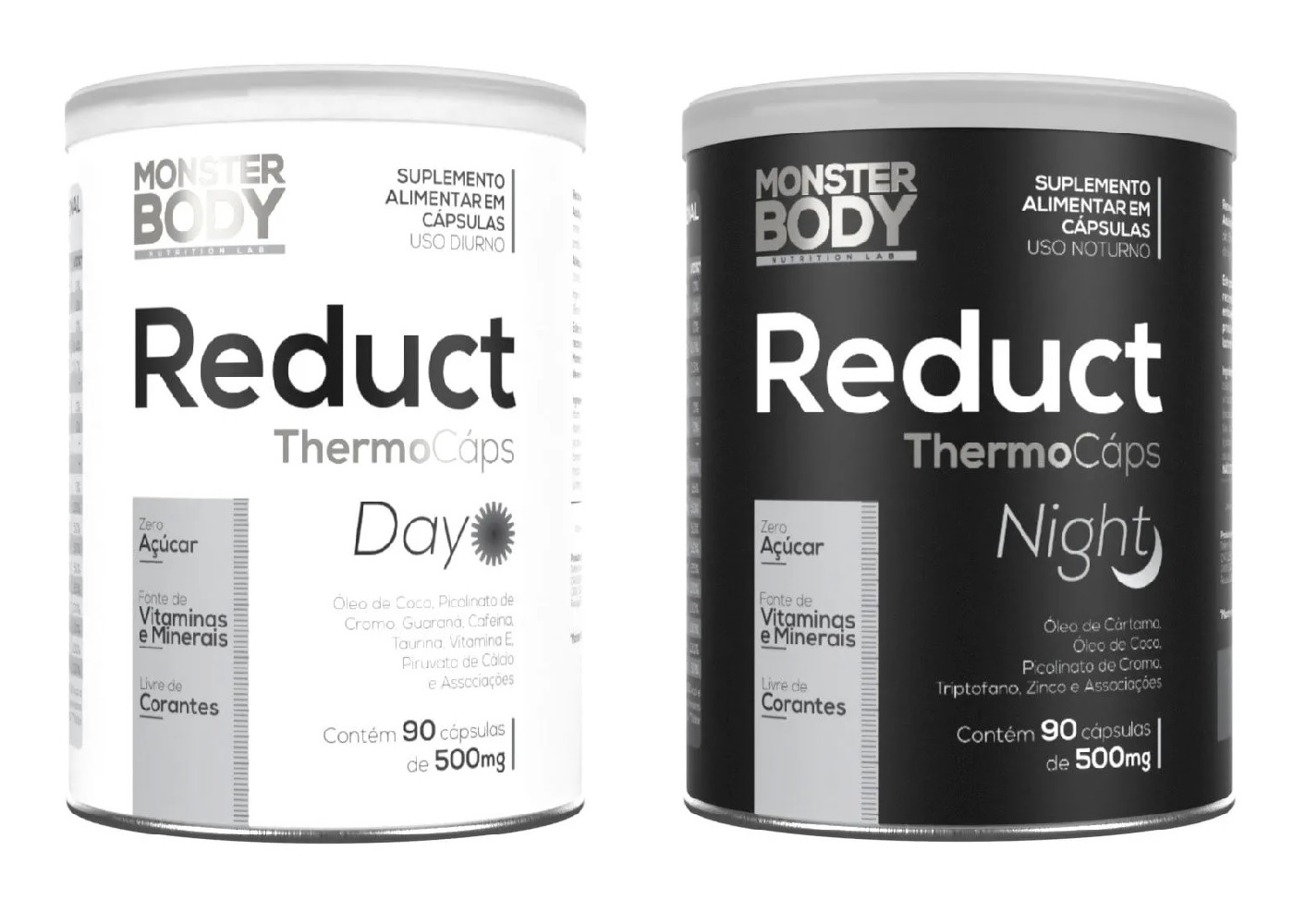 Kit Reduct ThermoCaps Day/Night
