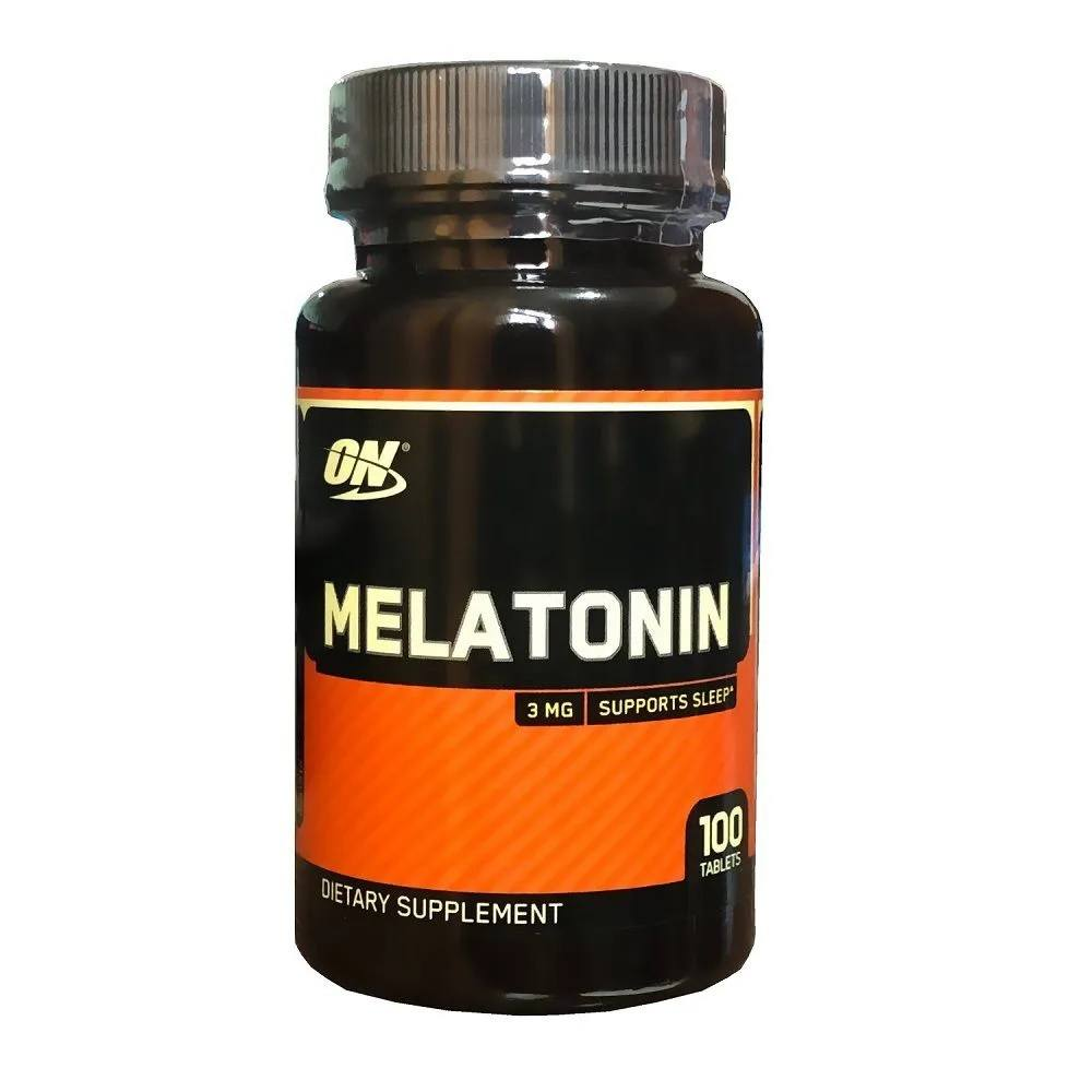 Melatonin 3 mg 100 tabletes ON