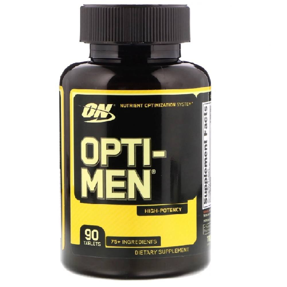Opti-Men 90 tablets Multivitamínico