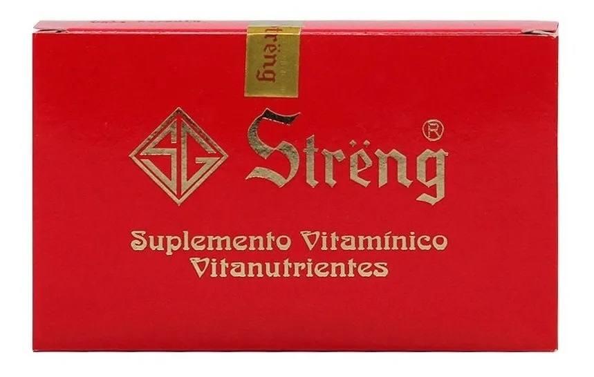 Streng Suplemento Vitaminico 16 Frascos 5ml