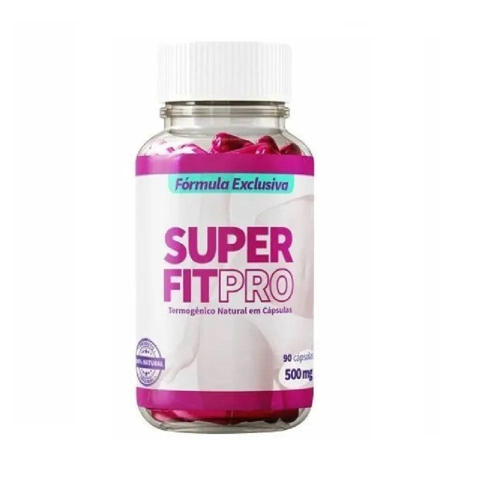 Super Fit Pro 60 cáps. 500 mg. Vida Natural