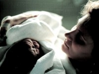 Mother and her new born Natural Womanhood
