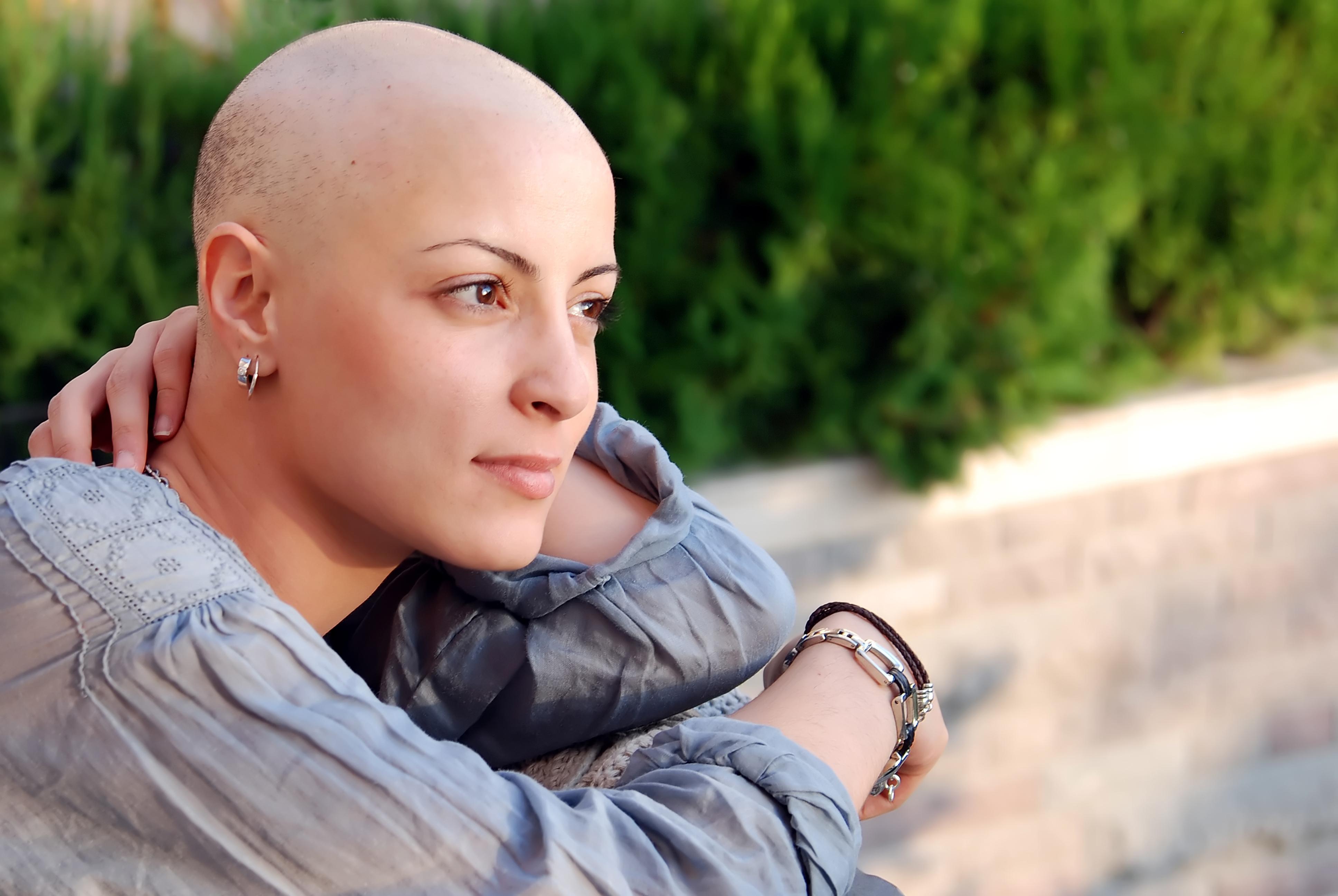 Рак так так лысая девчонка 13 фотография
