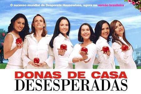Resultado de imagem para desperate housewives brasil redetv