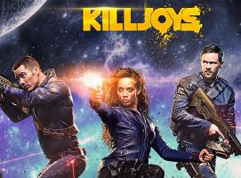 Dica de Série – Semana 161: Killjoys
