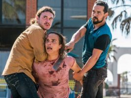 Fear The Walking Dead – 02×09 – Los Muertos