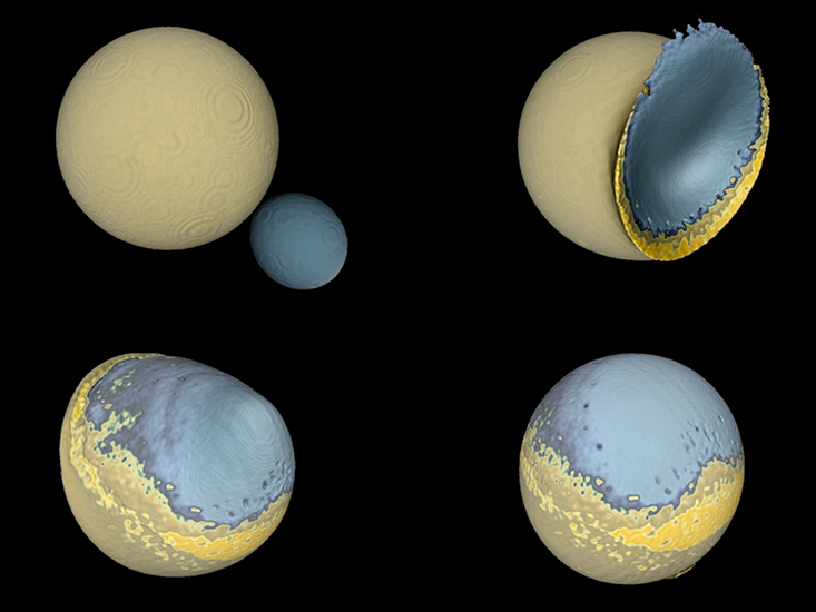 When the Earth Had Two Moons - Earth on Nautilus