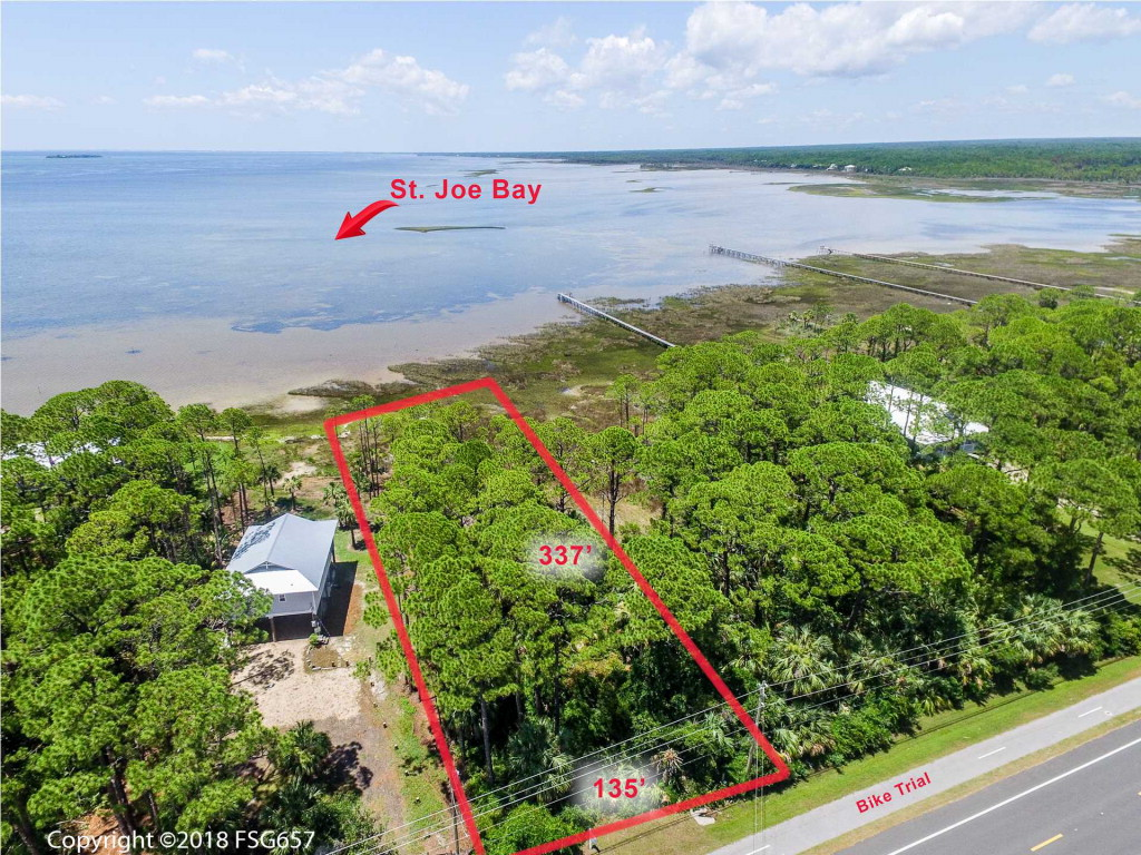 MLS Property 242583 for sale in Cape San Blas