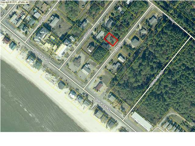 MLS Property 249974 for sale in Mexico Beach