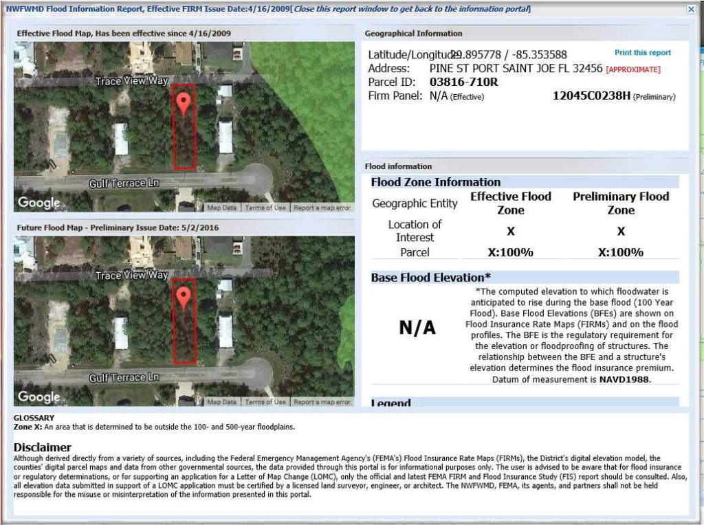 St Joe Florida Map.22 Gulf Terrace Ln 49 900 Port St Joe 98 Real Estate Group