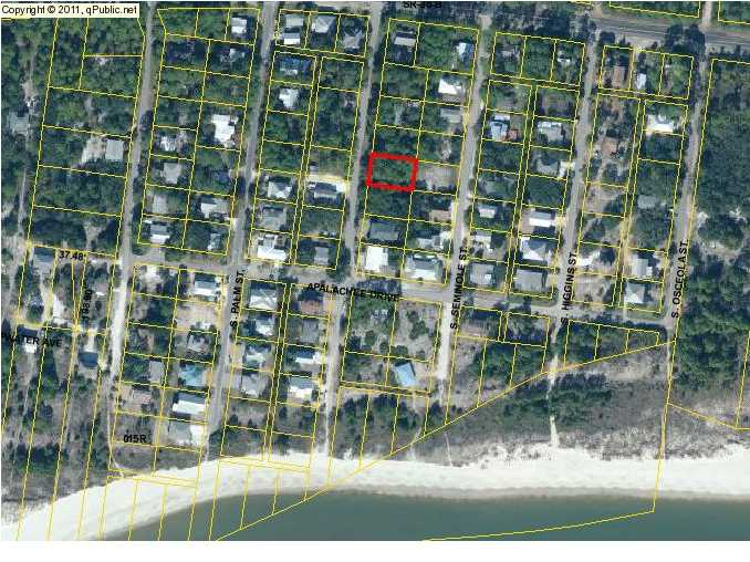 MLS Property 261313 for sale in Cape San Blas