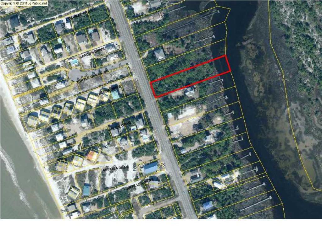 MLS Property 262845 for sale in Cape San Blas