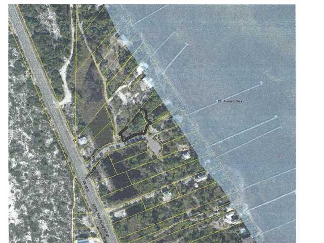 MLS Property 262881 for sale in Cape San Blas