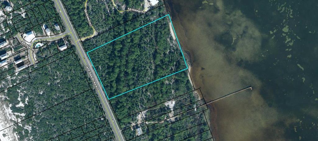 MLS Property 300761 for sale in Cape San Blas