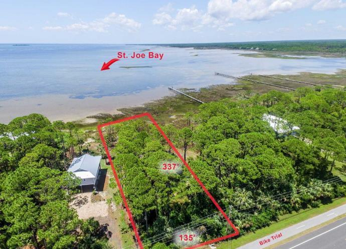 MLS Property 301137 for sale in Cape San Blas