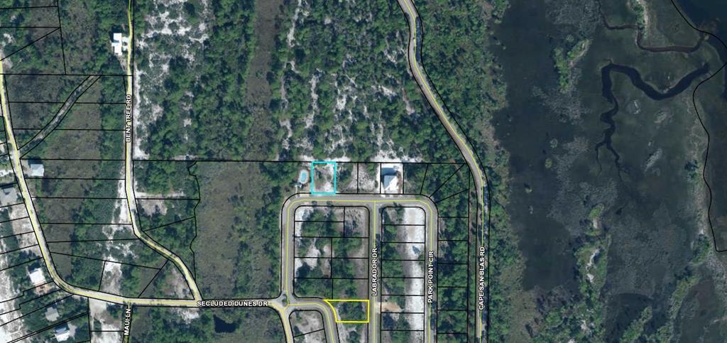 MLS Property 301148 for sale in Cape San Blas