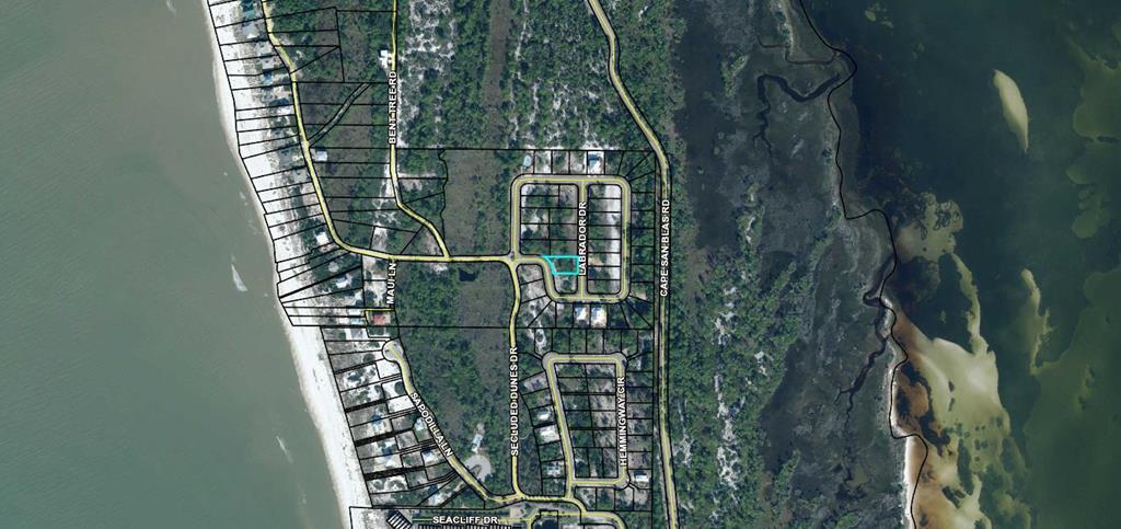 MLS Property 301149 for sale in Cape San Blas