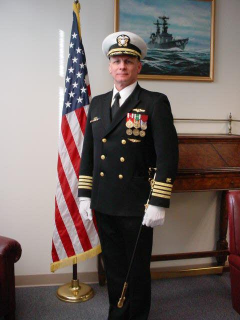Togetherweserved Capt Mark Bower