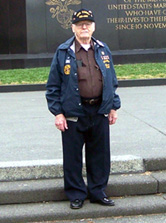 PO1 Thomas Groot (Red Groot) - In what ways has Togetherweserved.com helped you maintain a bond with your service and those you served with?