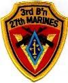 27th Marine Regiment/3rd Bn (3/27)