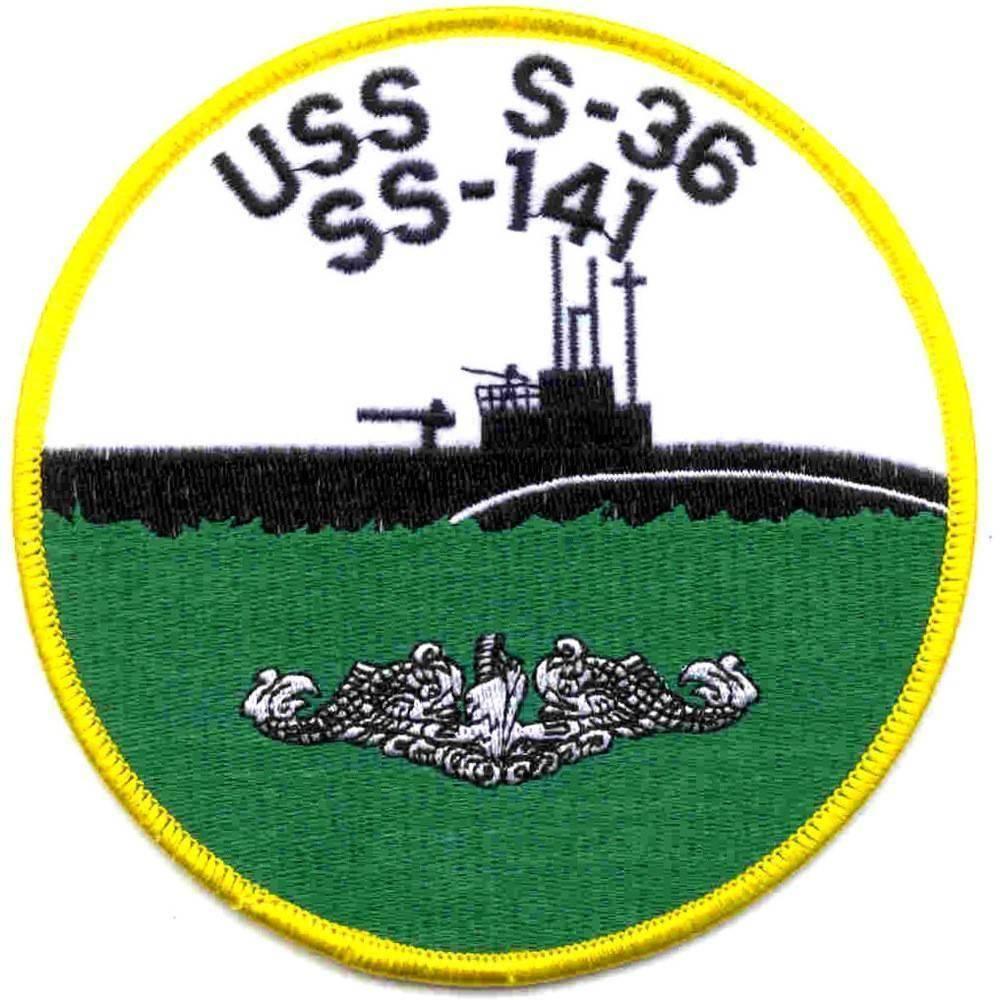 USS S-36 (SS-141)