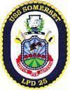 USS Somerset (LPD-25)