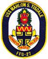 USS Mahlon S. Tisdale (FFG-27)