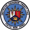 Commander, Naval Surface Force, Atlantic (COMNAVSURFLANT)/DESRON 22