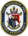 COMLCSRON TWO, Commander, Naval Surface Force, Atlantic (COMNAVSURFLANT)