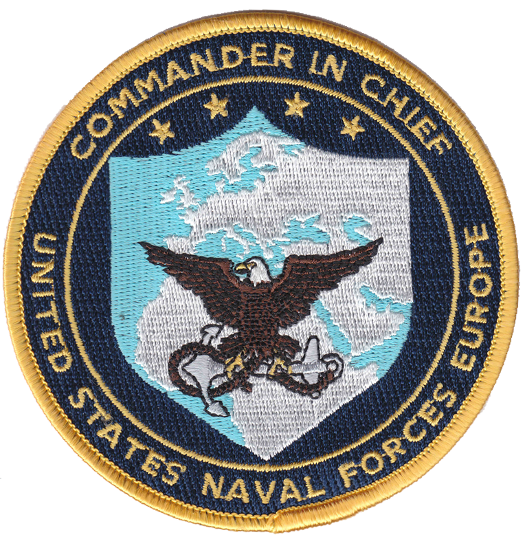 Commander in Chief US Naval Forces Europe (CINCUSNAVEUR)/Commander US Naval Forces Europe (COMUSNAVE