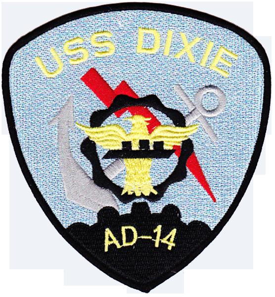 USS Dixie (AD-14)