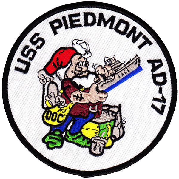 USS Piedmont (AD-17)