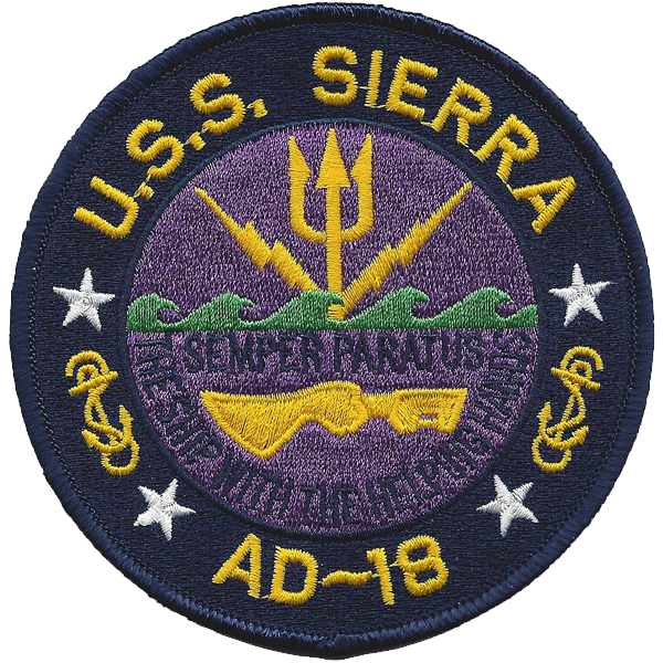 USS Sierra (AD-18)