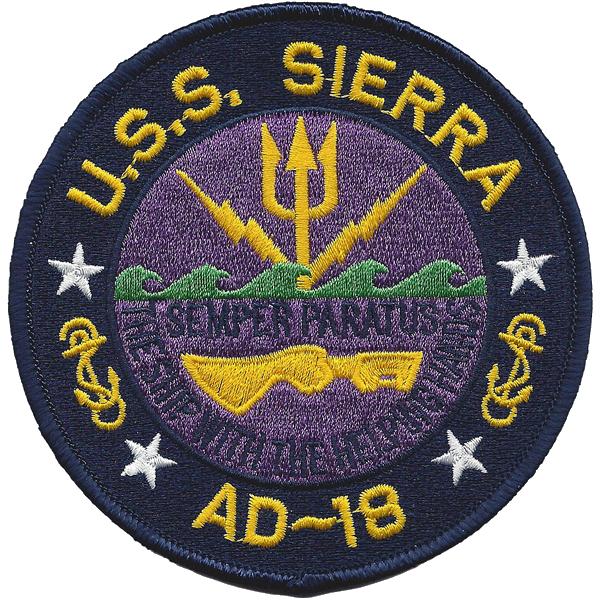 USS Sierra (AD-18)