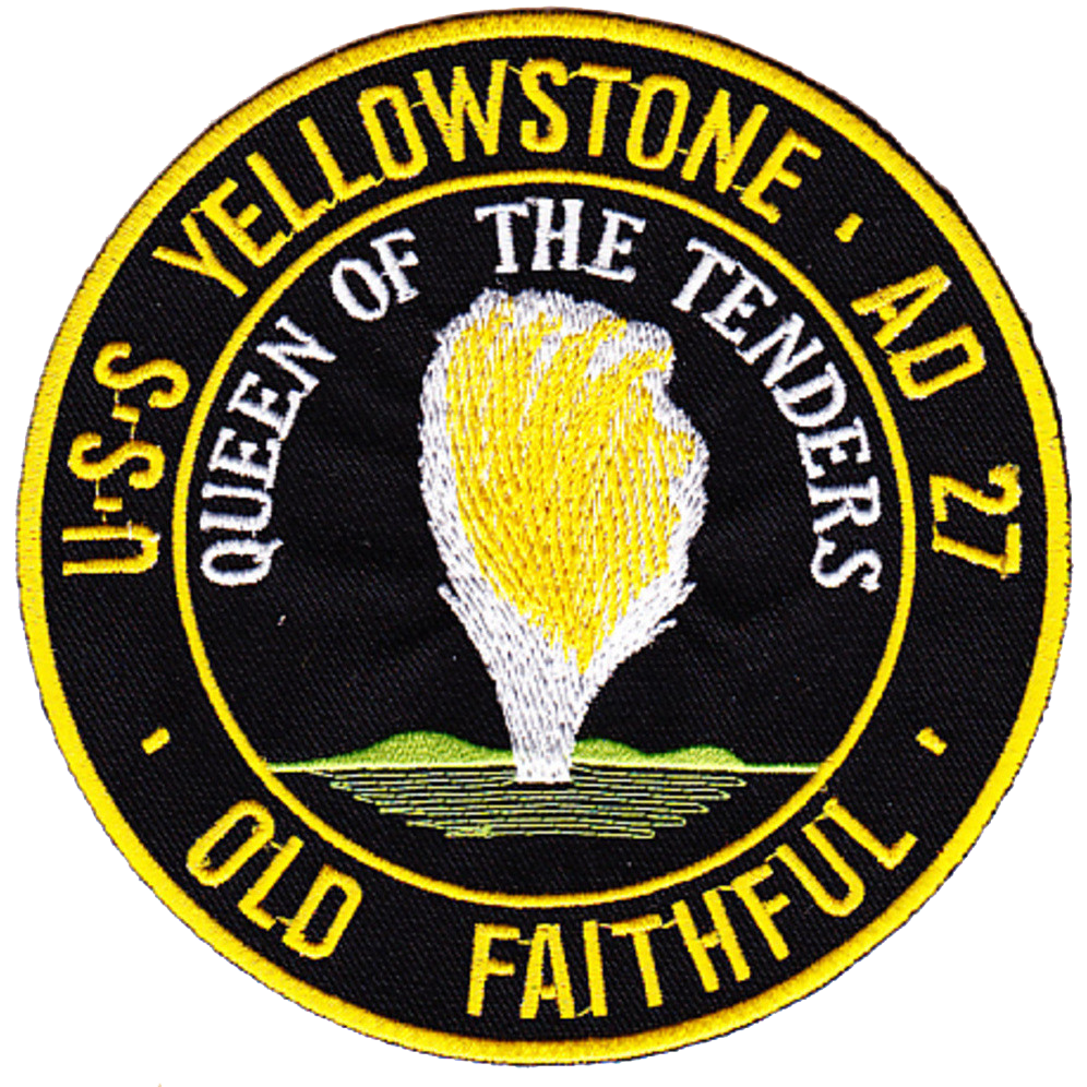 USS Yellowstone (AD-27)