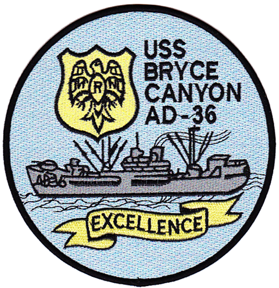 USS Bryce Canyon (AD-36)