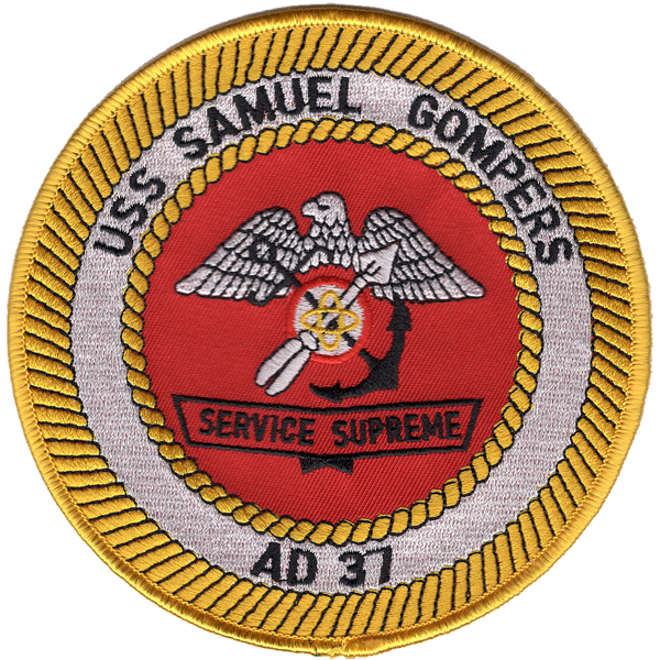 USS Samuel Gompers (AD-37)