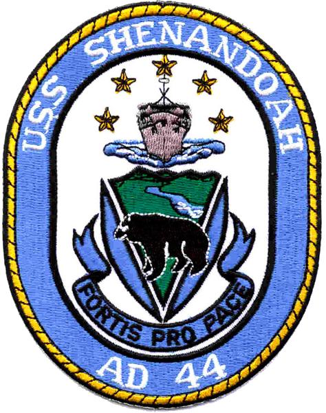 USS Shenandoah (AD-44)